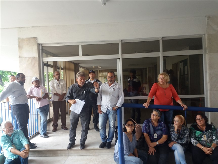 Assembleias setoriais mobilizam servidores das Fundações, Autarquias e Secretarias