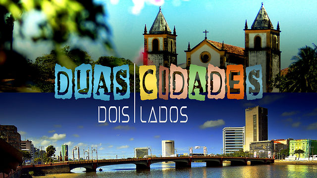 Parabéns, Recife(481 anos) e Olinda(483 anos)!
