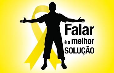 Setembro Amarelo - Movimento mundial de prevenção ao suicídio