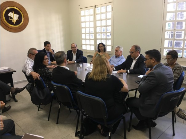 Audiência discute Sistema Inteligente de Monitoramento dos ônibus do Grande Recife
