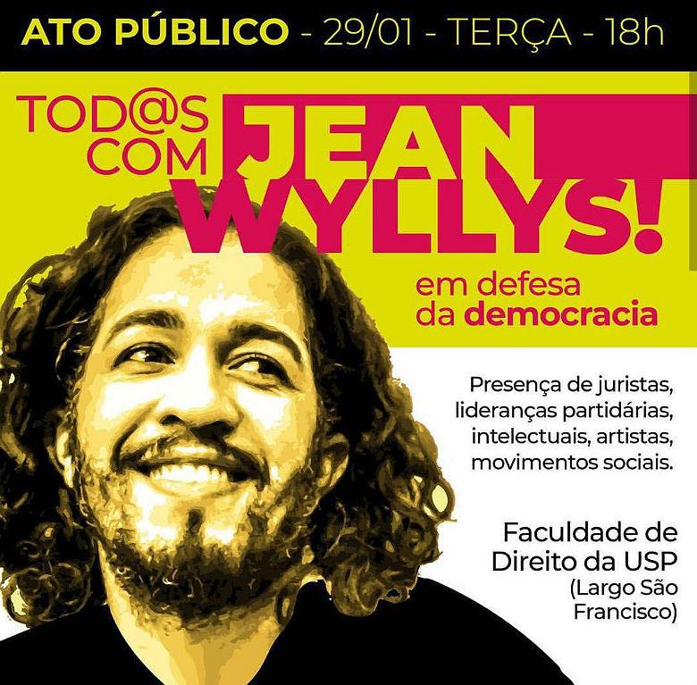 Psol: saída de Jean Wyllys do país mostra a degradação da democracia