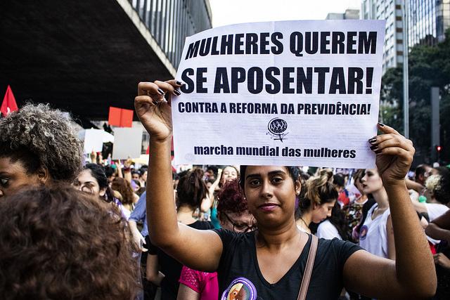 Março das Mulheres | Por que trabalhadoras terão mais dificuldades para se aposentar?