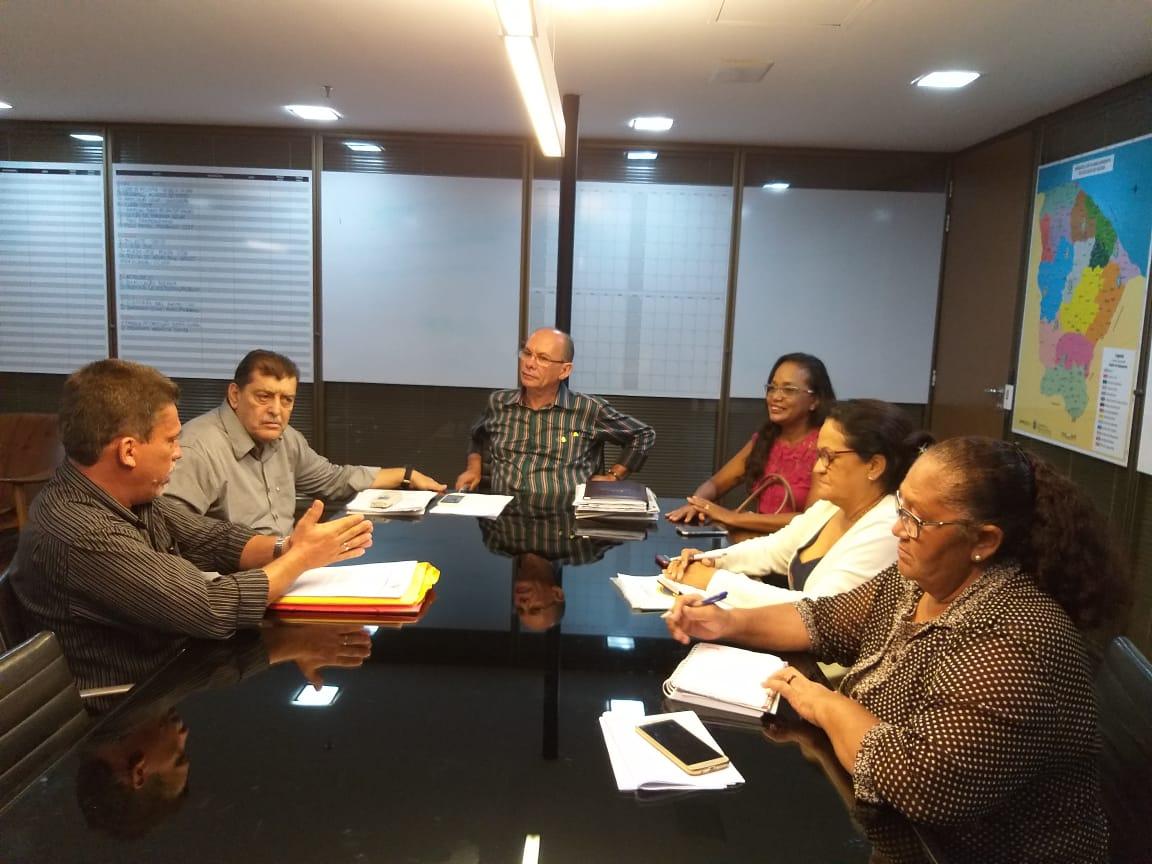 Federação reforça campanha dos servidores do Ceará