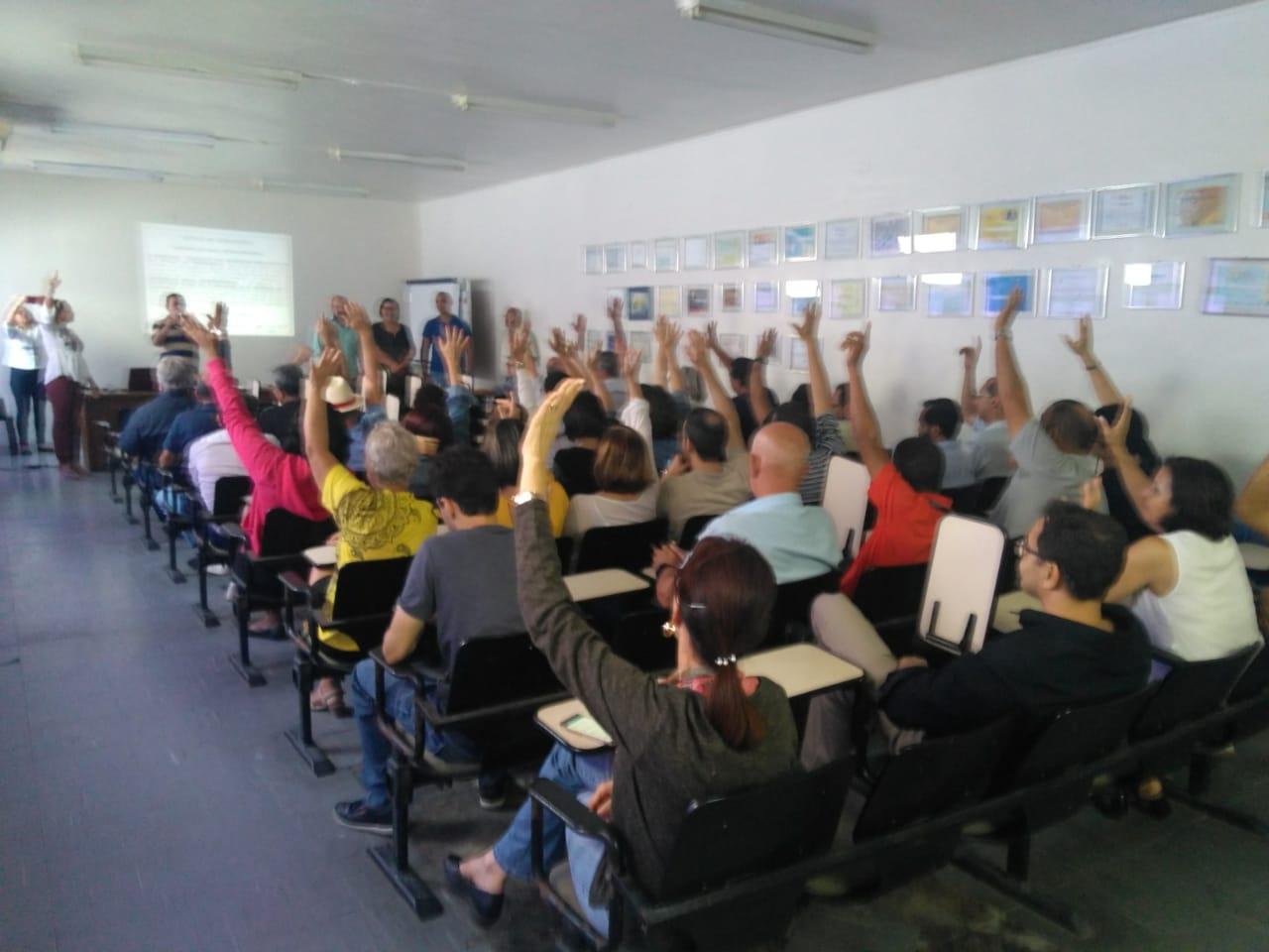 Grande Recife Consórcio de Transporte - Assembleia da categoria aprova pauta de reivindicações e elege representantes de base