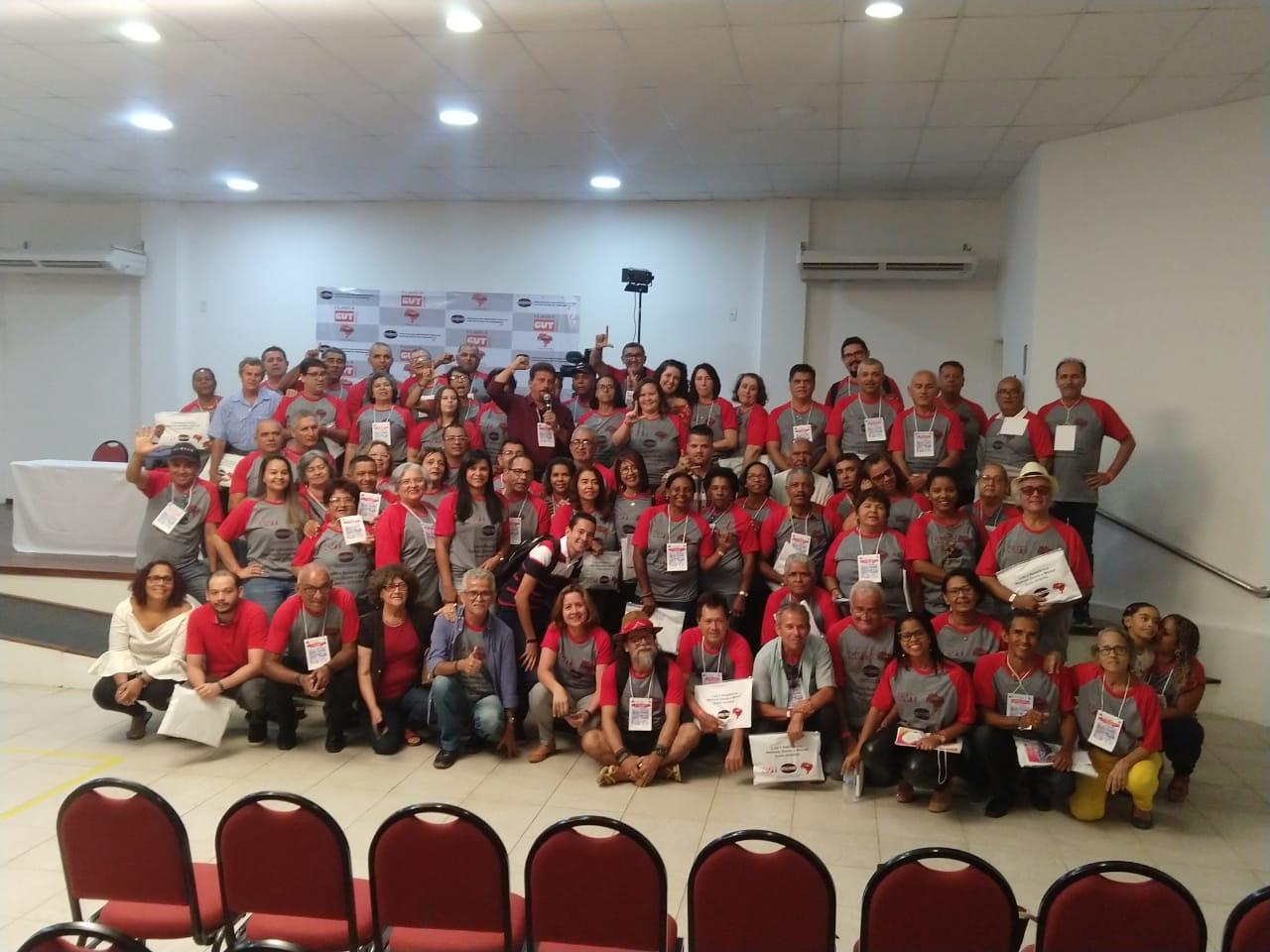 Seminário reúne representantes de todo o Estado de Pernambuco