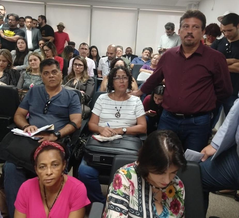 Previdência dos servidores estaduais é tema de audiência pública