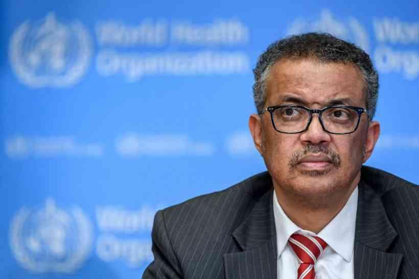 OMS comunica registros de mortes de crianças por coronavírus