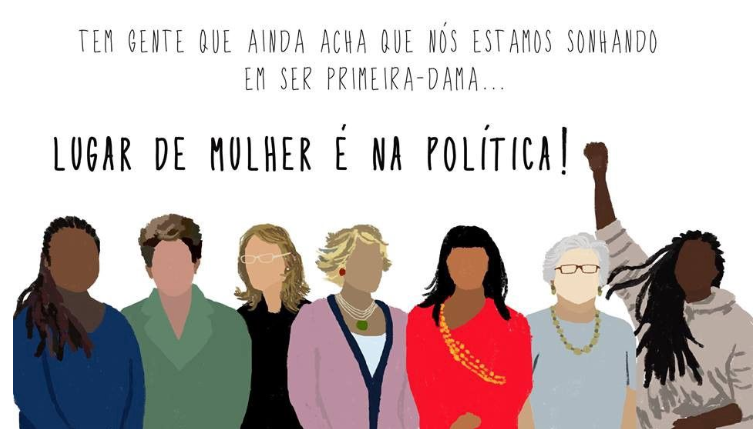 Em artigo, a líder da Minoria na Câmara diz que muitos são os obstáculos enfrentados pelas mulheres ao optar pela vida pública