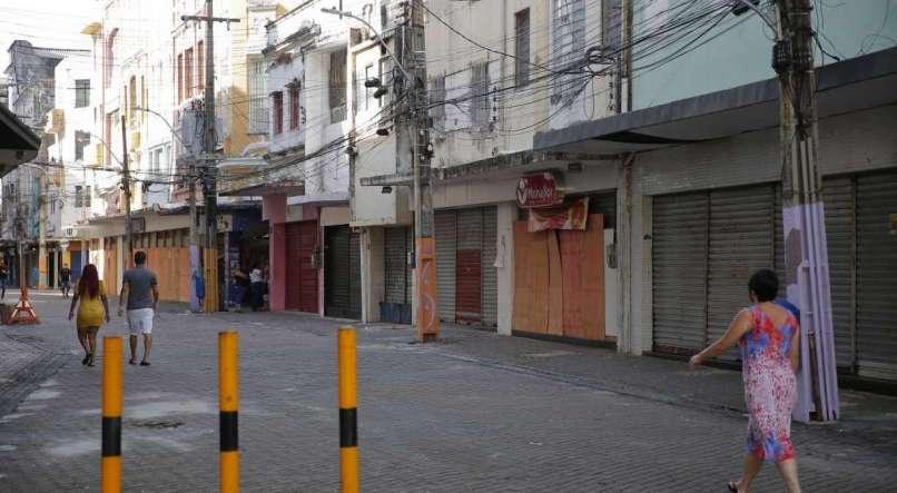 Pernambuco anuncia plano gradual para reabertura econômica